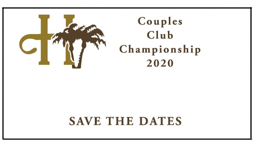 Couples Club Championship